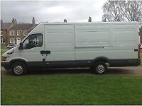 Man and van , house removals , delivery service
