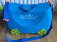 Funky Blue Trunki For Sale