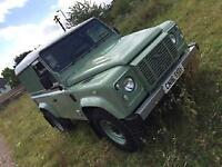 Land Rover 90 Defender 2.2TD 2015MY Heritage Edition