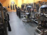 Gym space rental