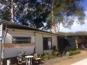 Family Caravan - holiday use onsite van Nelson Bay Port Stephens Area Preview