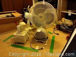Fans and Speakers A