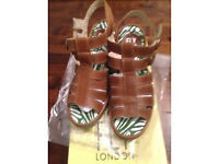 New Fly London Ygor brown size 37/4 £35