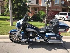 *Mint Condition* 2001 Harley Ultra Classic Electric Glide