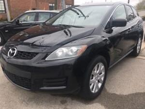 2007 MAZDA CX-7 (1 OWNER AND NO ACCIDENTS VEHICLE) 2 SETS TIRES
