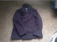 Nearly New Polo Ralph Lauren Coat 13-14 Yrs