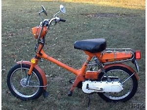Looking for a 1978 Honda express