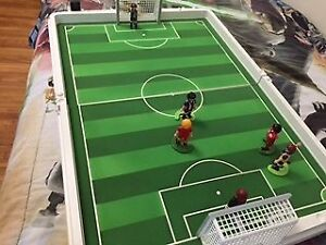 Playmobil Take Along Soccer Match