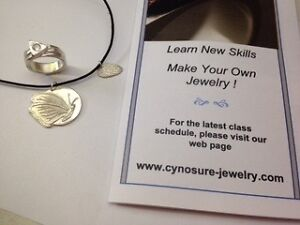 PRECIOUS METAL CLAY BOOT CAMP--One day intensive Class London Ontario image 8