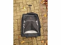 2 x Cabin Luggage Black (Used only for 1 trip)