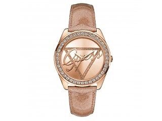 Guess Ladies Sparkle Leather Band Watch Model-W0023L4. BRAND NEW. Yarraville Maribyrnong Area Preview