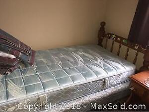 Single Bed B