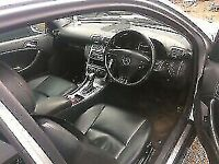 mercedes c class w203 leather interior for sale call for any info for sale  Newham, London