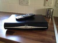 Sky HD box with wi-fi and 500gb