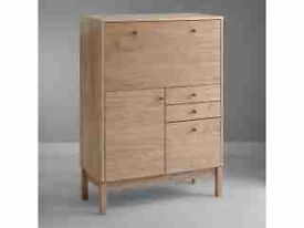 ex display new John Lewis Kensington compact Bureau rrp£699