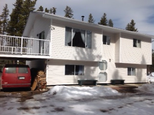 BEUTIFUL CUSTOM BUILT 1932 SQFT HOME IN NORTHERN BC DEASE LAKE
