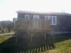 Small 2 Bedroom House with Beautiful Scenic Ocean View