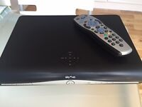 Sky+ HD Box 250 GB, Sky Remote, Power Cable