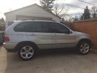 2004 bmw x5 awd sport for sale or trade