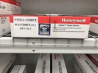 "Honeywell Vista-128BPT Turbo Series Burg. Alarm Panel -- ""A+"" rated BBB company"