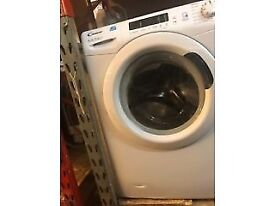 9KG WHITE CANDY WASHING MACHINE