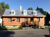 Maison ancestrale restaurer