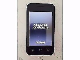 ALCATEL MOBILE On EE network Excellent condition