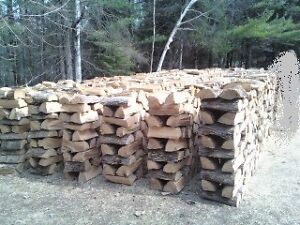 Seasoned / Dry Firewood - Mixed Hardwood