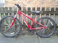 "Childrens 24"" bike in very good condition"