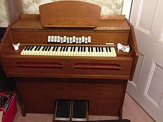 Pedal organ Kenthurst The Hills District Preview