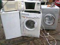 Free Scrap Metal and Appliances Uplift ♻️
