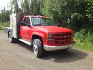 1995 dually 1 ton