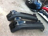 Ford Focus rear bumper 2011-2014