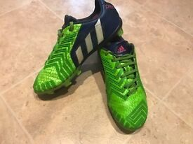 Adidas Football Boots for Children, UK Size 5