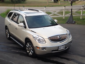 """2010 Buick Enclave CXL2- Fully Loaded selling """"AS IS"""""""