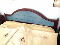 DOUBLE BED HEADBOARD/BEDHEAD