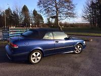 Saab 9-3 SE convertible **** SOLD*****