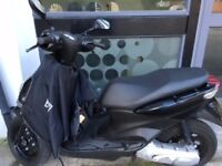 Yamaha Neos 50cc Moped - 15 months old - Great Condition