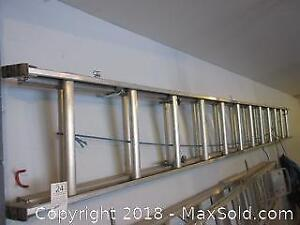 Aluminum Extension Ladder A