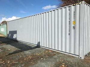NEW (ONE TRIP) 40'HC SHIPPING CONTAINERS / SEACANS