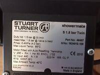 STUART TURNER SHOWERMATE PUMP 1.5 BAR PRICE £100