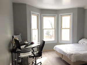 Newly Renovated, Furnished Rooms & Ensuite for Rent, $400 & up
