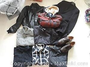 Lot of Mens Clothing