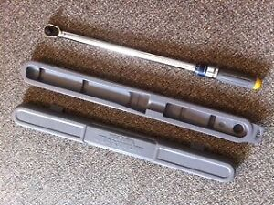 Mastercraft MAXIMUM 1/2-in Drive Torque Wrench
