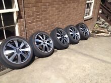 22 inch wheels (ford stud pattern) Ferntree Gully Knox Area Preview