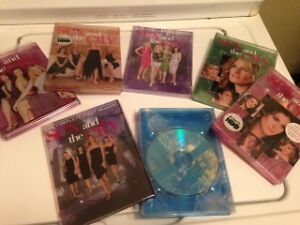 Sex and the City Season 1 to 6 DVDs