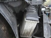 audi a3 golf mk4 1.8t INTERCOOLER breaking for parts POLAŃSKI