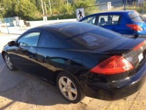 2007 Honda Accord EXL-6 Coupe (2 door)