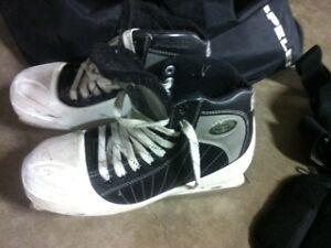 Goalie Skates, size 5