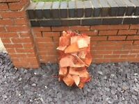 Sacks of Logs
